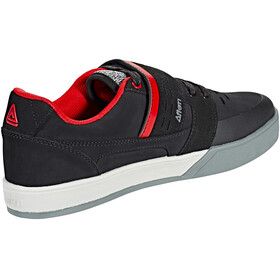 Afton Shoes Vectal Klickpedal Shoes Men black/red